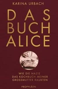 Cover Das Buch Alice Karina Urbach