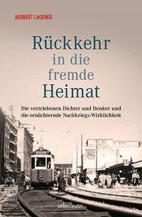 Cover Herbert Lackner Rückkehr in die fremde Heimat