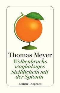 Meyer Wolkenbruch Spionin Taschenbuch
