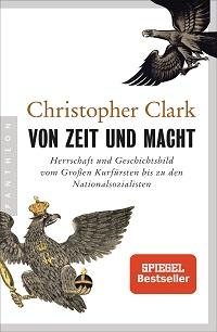 Cover Clark_Von_Zeit_und_Macht