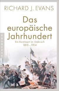 Cover Evans_Das_europaeische_Jahrhundert
