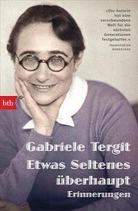 Cover Tergit_Etwas_Seltenes_ueberhaupt_Paperback