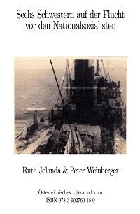 Cover Jolanda_Weinberger_Sechs_Schwestern